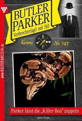 Butler Parker 147 – Kriminalroman