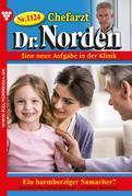 Chefarzt Dr. Norden 1124 – Arztroman