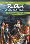 Baldur und die BLS-Kids 3: Geheimgang ins Mittelalter