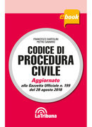 Codice di procedura civile commentato