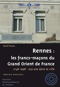 Rennes: les francs-maçons du Grand Orient de France
