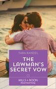 The Lawman's Secret Vow (Mills & Boon Heartwarming) (Meet Me at the Altar, Book 1)