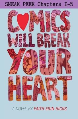 Comics Will Break Your Heart Sneak Peek