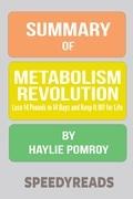 Summary of Metabolism Revolution