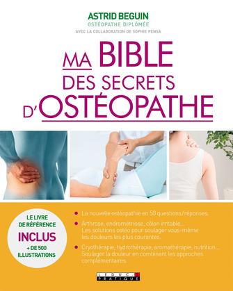 Ma bible des secrets d'ostéopathe