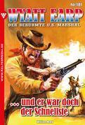 Wyatt Earp 181 – Western