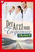 Der Arzt vom Tegernsee Staffel 1 – Arztroman