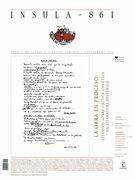 La obra en proceso: estudio de crítica genética en literatura hispánica