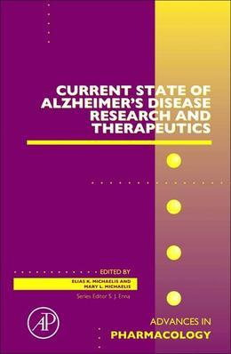 Current State of Alzheimer's Disease Research and Therapeutics