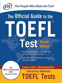 Official Guide to the TOEFL Test, 4th Edition [With CDROM]
