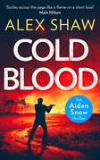 Cold Blood (An Aidan Snow SAS Thriller, Book 1)