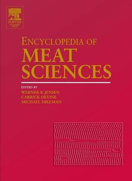 Encyclopedia of Meat Sciences