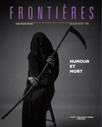 Frontières. Vol. 30 No. 1,  2018