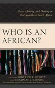 Who Is an African?
