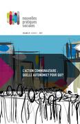 Nouvelles pratiques sociales. Vol. 29 No. 1, Printemps 2017