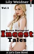 Erotic Biological Incest Tales Vol.1