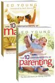 The 10 Commandments of Marriage/The 10 Commandments of Parenting Set