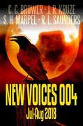 New Voices 004 July-August 2018 (Short Story Fiction Anthology)