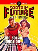 Captain Future #21: The Solar Invasion