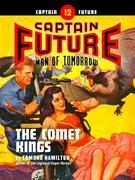 Captain Future #12: The Comet Kings