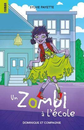 Un zombi à l'école