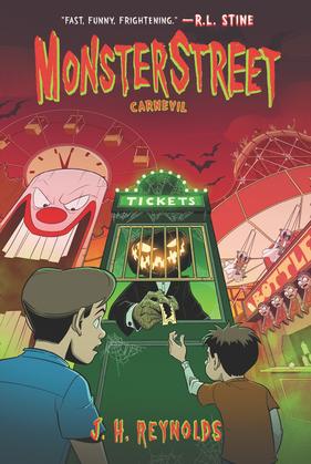 Monsterstreet #3: Carnevil