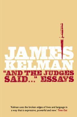 And the Judges Said...: Essays