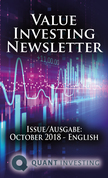 2018 10 Value Investing Newsletter by Quant Investing / Dein Aktien Newsletter / Your Stock Investing Newsletter