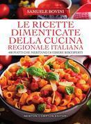 Le ricette dimenticate della cucina regionale italiana