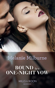 Bound By A One-Night Vow (Mills & Boon Modern) (Conveniently Wed!, Book 10)