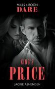 King's Price (Mills & Boon Dare) (Kings of Sydney)