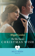The Shy Nurse's Christmas Wish (Mills & Boon Medical)