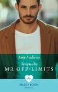 Tempted By Mr Off-Limits (Mills & Boon Medical) (Nurses in the City, Book 2)