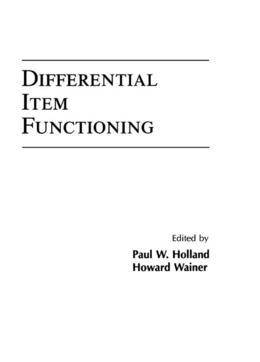 Differential Item Functioning