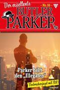 Der exzellente Butler Parker 10 – Krimi