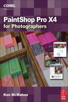 Paintshop Pro X4 for Photographers