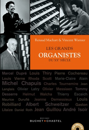 Les grands organistes du XXe siècle