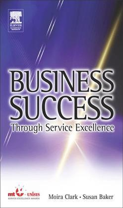 Business Success Through Service Excellence