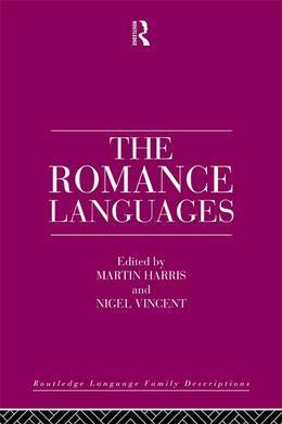 The Romance Languages