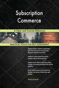 Subscription Commerce A Clear and Concise Reference