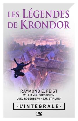 Les Légendes de Krondor - L'Intégrale