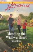 Mending The Widow's Heart (Mills & Boon Love Inspired) (Liberty Creek, Book 1)