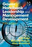 Gower Handbook of Leadership and Management Development