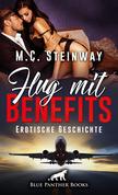 Flug mit Benefits | Erotische Geschichte
