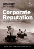 Corporate Reputation: Managing Opportunities and Threats