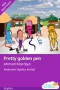 Pretty Golden Pen