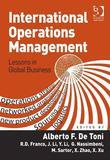 International Operations Management: Lessons in Global Business