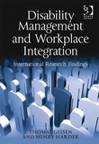 Disability Management and Workplace Integration: International Research Findings