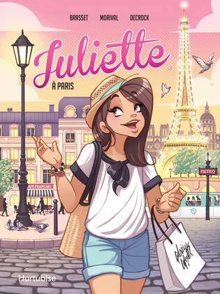 Juliette à Paris - La BD