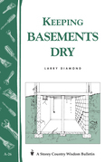 Keeping Basements Dry